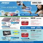 MSI Wind Netbook U100 Plus U123H